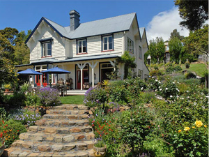 accommodatie akaroa