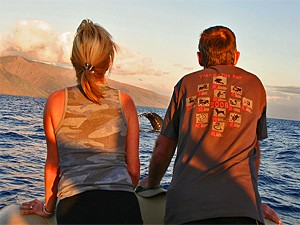 Walvis boot Nieuw-Zeeland