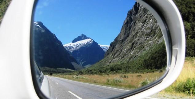 Nieuw Zeeland rondreis - onderweg