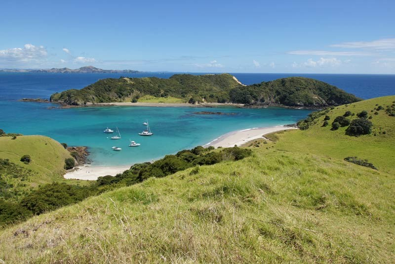 Uitzicht tijdens je Nieuw Zeeland reis