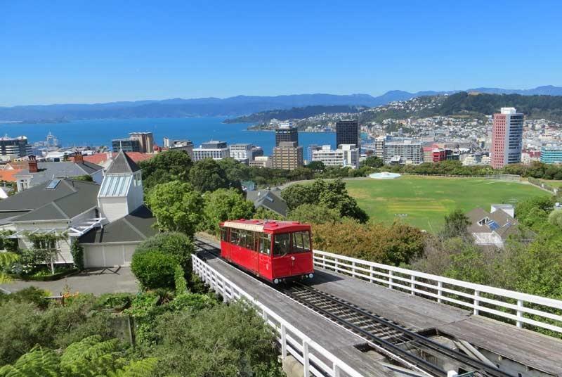 Rondreizen Nieuw Zeeland - stad