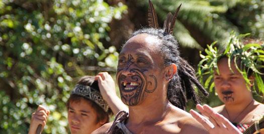 Nieuw Zeeland rondreis - Maori