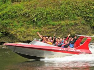jetboat whanganui rivier