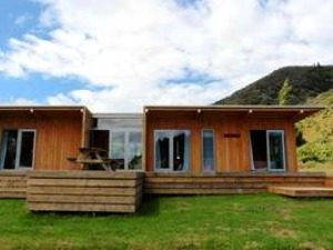 Whanganui Rivier lodge