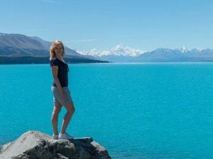 Nieuw-Zeeland Noordereiland of Zuidereiland