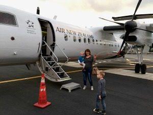 Vroegboeken Nieuw-Zeeland reis vliegtickets