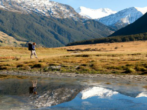 Mount Aspiring National Park - Hiken