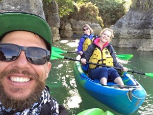 Kajakken Raglan - Rondreis Nieuw-Zeeland Noordereiland