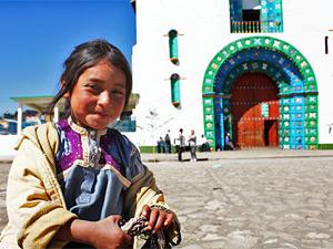 mexico rondreis cristobal indianen chamula