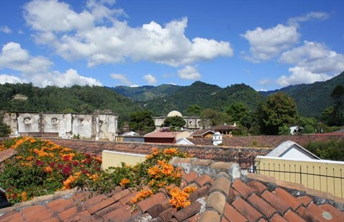 antigua guatemala dakterras