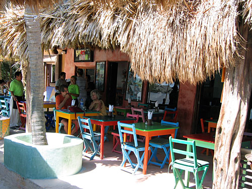 bar posada tulum mexico