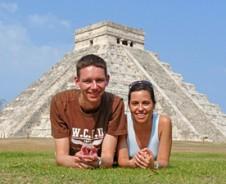 Hacienda's en Maya piramides
