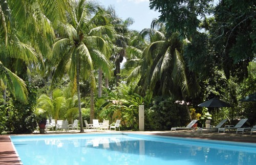 chichen zwembad mexico