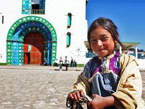 cristobal indianen chamula mexico