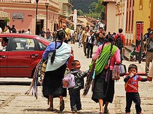 cristobal dorpelingen - reizen mexico