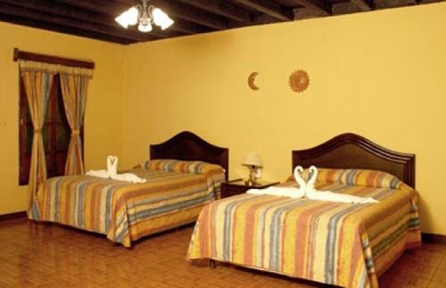 guatemala hotel koloniale kamer