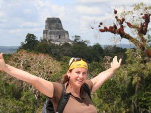 guatemala reis tikal