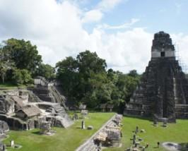 Maya route Guatemala