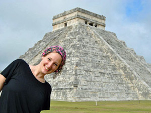 mayastad chichen itza mexico