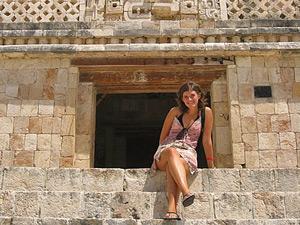 uxmal mayastad mexico
