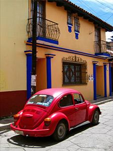 Bouwstenen Mexico reis