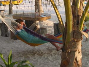 hangmat playa del carmen mexico