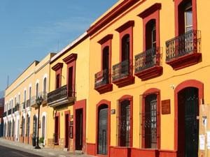 kleurrijk oaxaca mexico