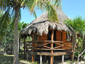 overnachting cabana mexico