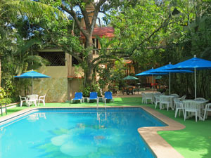 zwembad palenque mexico