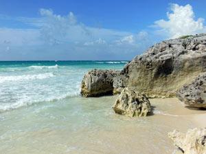 playa del carmen strand mexico