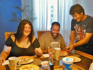 ontbijt homestay gastgezin mexico