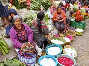 reis mexico guatemala markt
