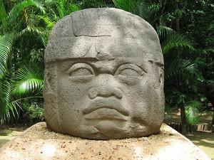 stenen hoofden parque venta mexico