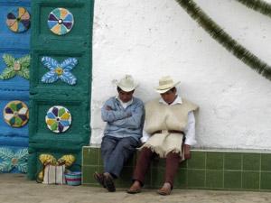 san cristobal mannen mexico