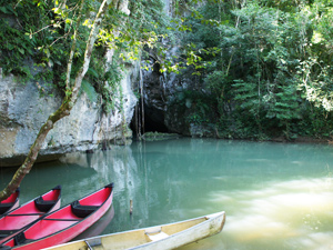 rondreis belize barton creek