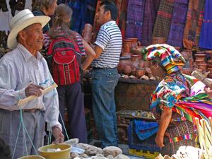 san cristobal markt mexico