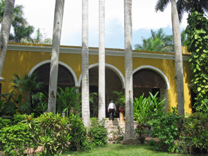 rondreis mexico hacienda