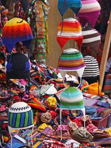 rondreizen guatemala markt mutsen
