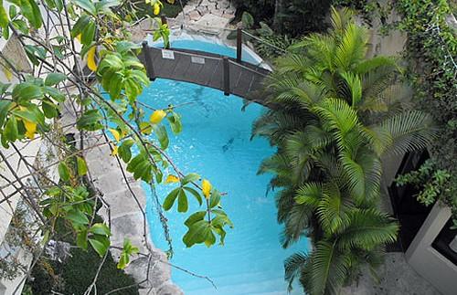 stadshotel zwembad mexico