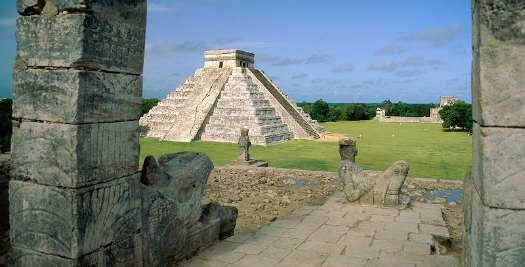 Tempel - reis Mexico
