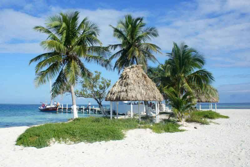 Belize met Mexico combineren