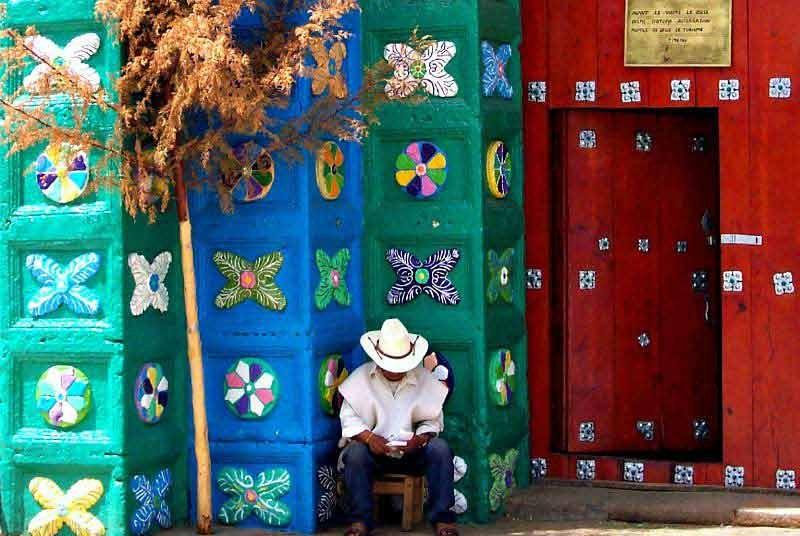 Chamula Mexico