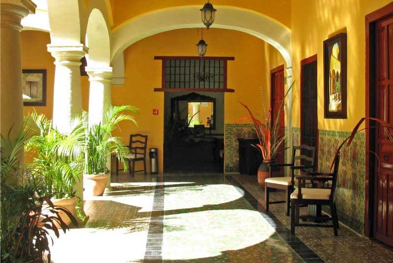 Hotel - rondreis Mexico