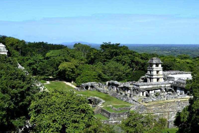reis Mexico Palenque