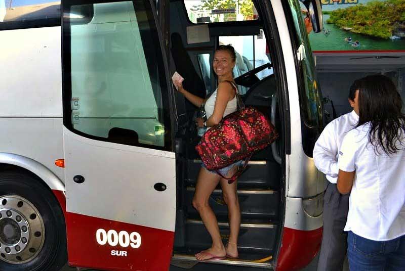Mexico reis per lijnbus