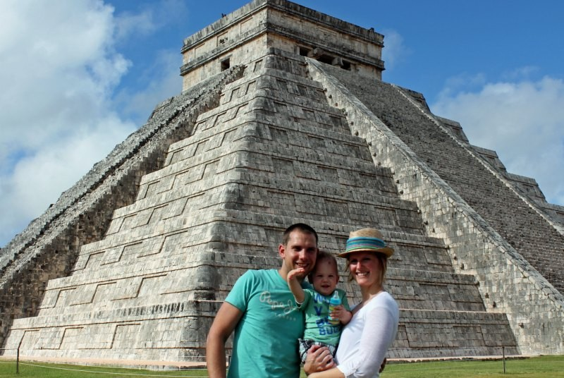 Tempel Mexico