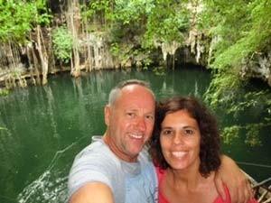 Cenote-mexico-met-kinderen