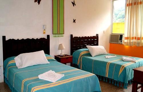 Hotel Mexico reis