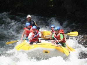 Rapido de rivier af!