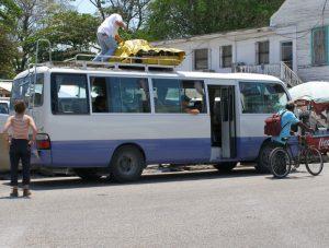 Bus Guatemala
